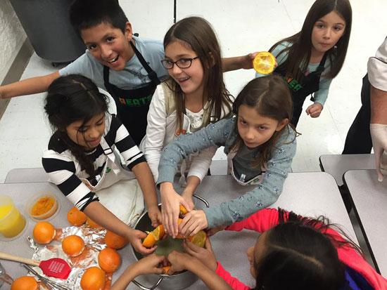 This Week! Cooking Class Volunteers Needed