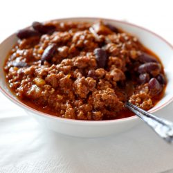 Deer Valley Chili Con Carne
