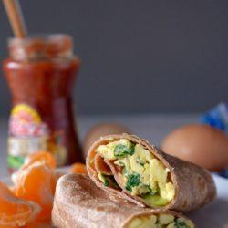 Breakfast Burritos | EATS