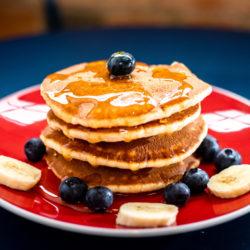 A Healthier Pancake