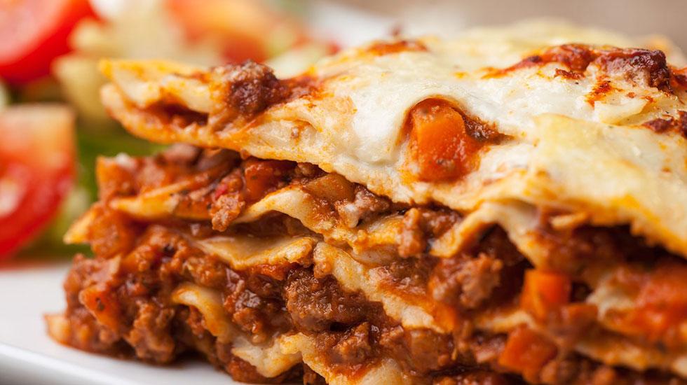 Deer Valley Lasagna