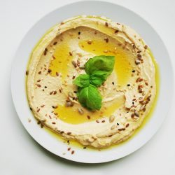 Hummus Recipe, Four Ways