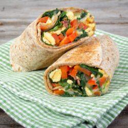 Chef Allen's Breakfast Burrito