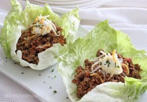 Thai Turkey Tacos