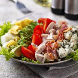 Squatter's Chicken Cobb Salad