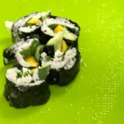 Vegetable-Sushi