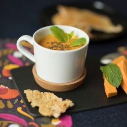 Pureed White Bean & Squash Soup