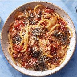 Immune-Boosting Pasta