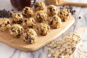 Nut Butter Energy Balls - EATS Park City
