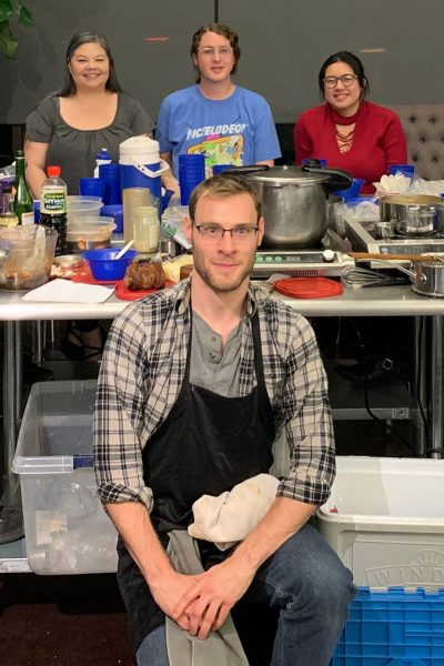 Family Meals Month Virtual Cooking Class: A Healthy Take on Funeral Potatoes with Alex Walton