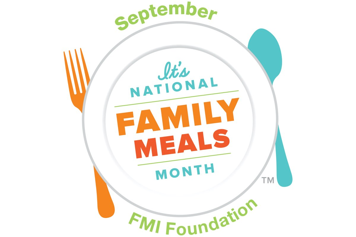 How to Celebrate Family Meals Month this September