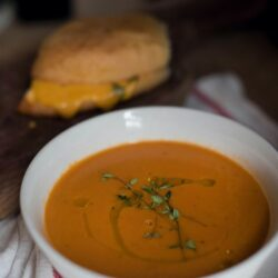 15-Minute Pantry Tomato Soup