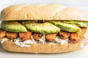 Buffalo Tempeh Sandwich - EATS Park City - OMAD