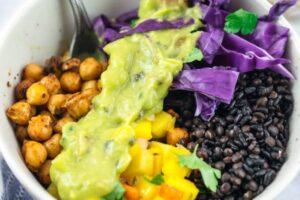 Chickpea Breakfast Burrito Bowl - EATS Park City - OMAD
