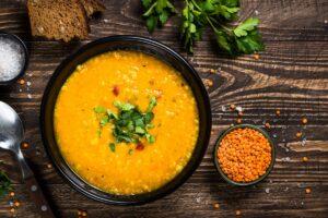 Curry Lentil Soup - EATS Park City - OMAD