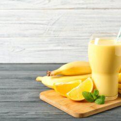 Mango Smoothie - EATS Park City - OMAD