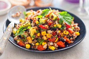One Pan Mexican Quinoa - EATS Park City - OMAD