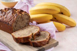 Vegan Banana Bread - EATS Park City - OMAD