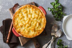 Vegan Shepard's Pie - EATS Park City - OMAD