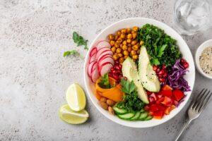 Veggie Bowls - EATS Park City - OMAD
