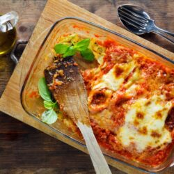 Zucchini Lasagna