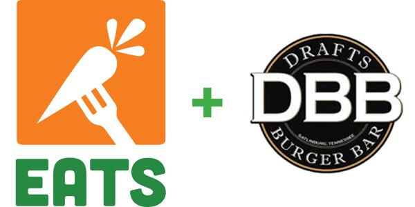 Dine at Drafts Burger Bar and Support EATS!