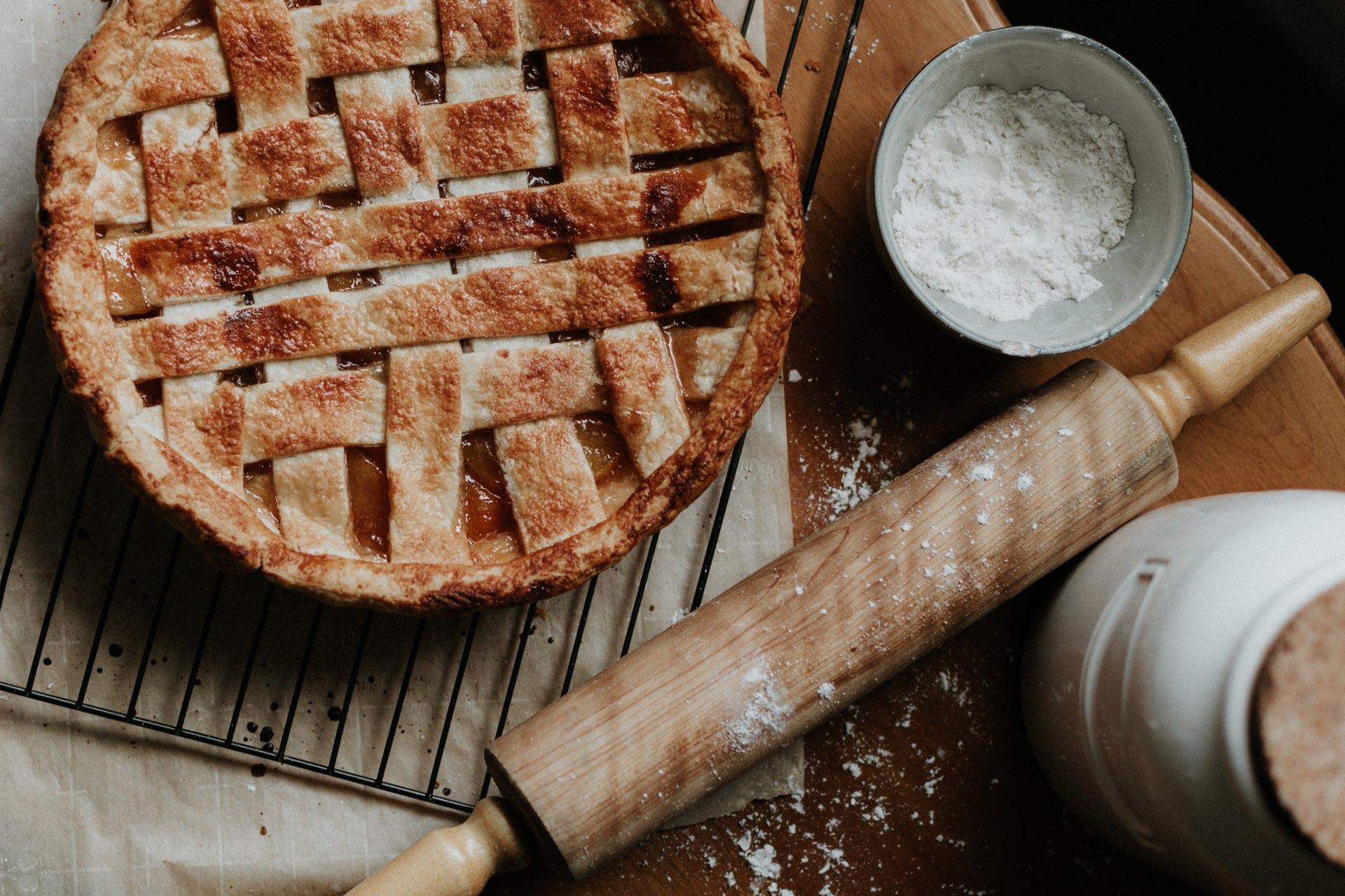 Pie Making with Pastry Chef Sophia Davila