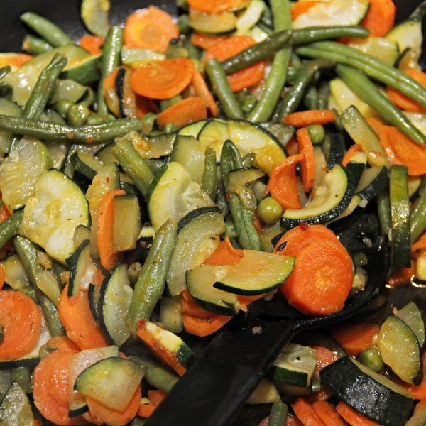 Vegetabel Stir Fry - EATS Park City