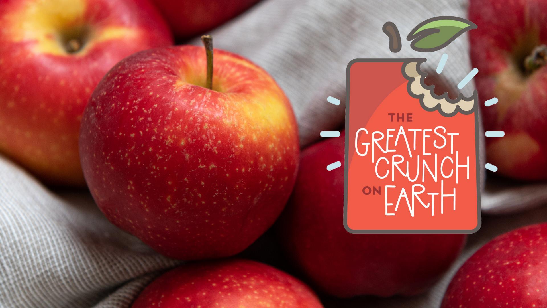 EATS Utah Apple Crunch